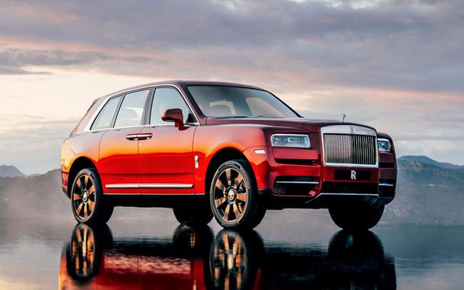 Siêu xe Rolls-Royce Cullinan đầu tiên đã thuộc về đại gia Ả Rập trước khi chính thức ra mắt toàn thế giới