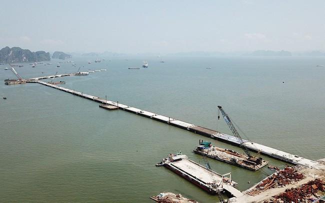 Sun Group sắp hoàn thành cảng tàu khách quốc tế hơn 1.000 tỷ tại Quảng Ninh - ảnh 1