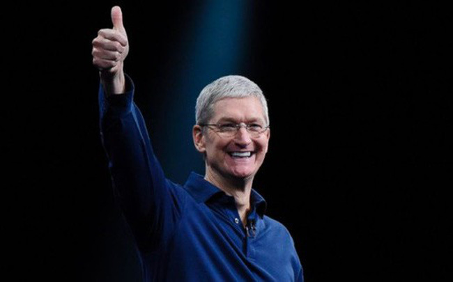 Apple Q2/2018: Mặc những hoài nghi, Apple vượt mọi dự đoán của Wall Street, iPhone X là sản phẩm bán chạy nhất cả quý, doanh thu từ mảng dịch vụ cao kỉ lục, Tim Cook lạc quan về tương lai
