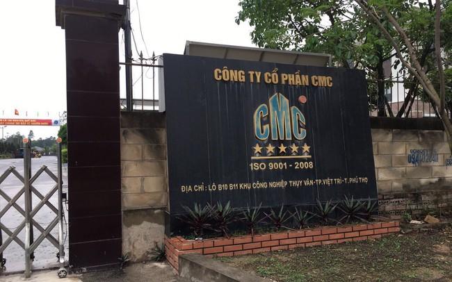 Công ty CMC (CVT) chốt quyền nhận cổ tức bằng tiền và cổ phiếu tổng tỷ lệ 45%