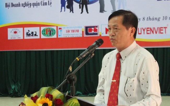 Đà Nẵng kỷ luật Chủ tịch quận Cẩm Lệ vì sai phạm về đất đai