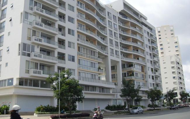 Giá thuê căn hộ trung cấp khu vực Nam Sài Gòn tăng cao