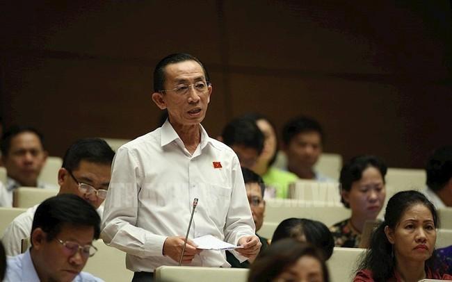 Đại biểu Trần Hoàng Ngân: Cần kiểm soát độ mở của nền kinh tế và hút FDI một cách có chọn lọc