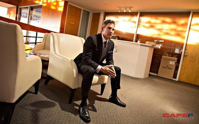 """Triệu phú tự thân Grant Cardone: Muốn thành công, đừng mù quáng tin vào câu nói """"hãy cứ là chính mình"""""""