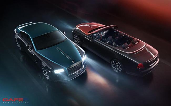 """Ấn tượng mạnh mẽ với Roll-Royce Black Badge Adamas – """"Kim cương đen"""" của thế giới siêu xe"""