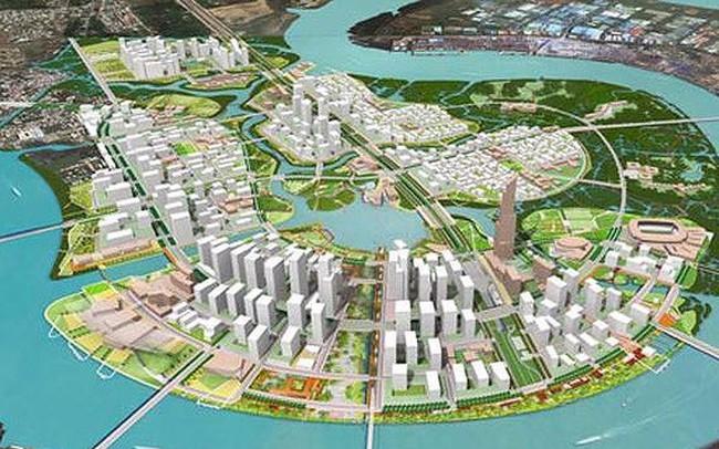 Khu đô thị Thủ Thiêm đã được quy hoạch như thế nào?
