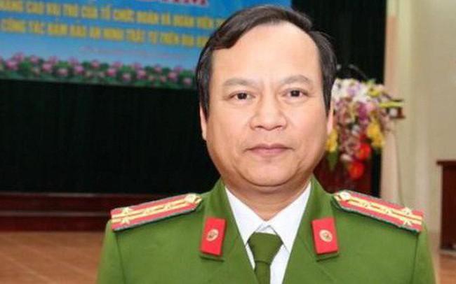Đại tá Võ Tuấn Dũng - Phó cục trưởng C50 Bộ Công an tử vong trong phòng làm việc