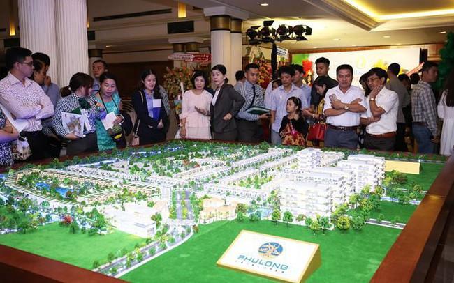 Nhà giàu Hà Nội, Sài Gòn ùn ùn đổ tiền vào đất nền khắp cả nước
