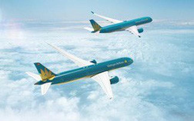 Lãi ròng quý 1 của Vietnam Airlines đạt 1.053 tỷ đồng, tăng trưởng 41%