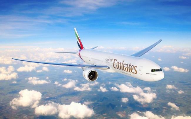 Miễn thuế hàng hóa nhập khẩu của Hãng hàng không Emirates