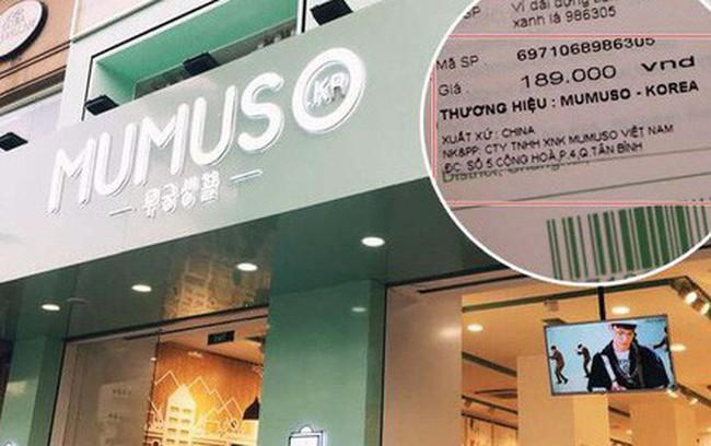 Đại diện Mumuso lên tiếng sau khi truyền thông Hàn nghi ngờ thương hiệu này đang lừa dối người tiêu dùng Việt
