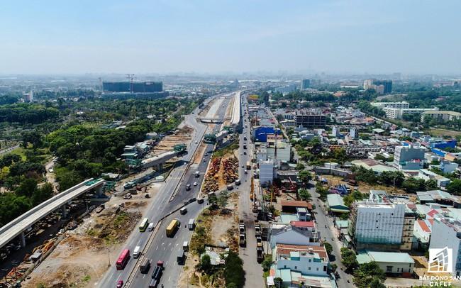 TP.HCM đẩy mạnh phát triển hạ tầng cửa ngõ phía Đông, thị trường bất động sản bùng nổ dự án mới