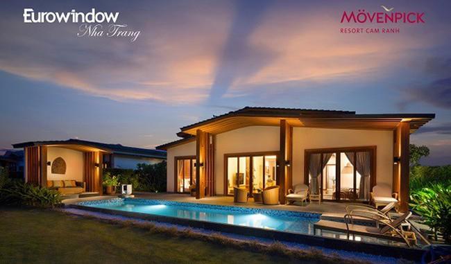 Mövenpick Resort Cam Ranh - Tiên phong cho xu hướng Bất động sản nghỉ dưỡng  mới