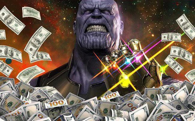 """""""Avengers: Infinity War"""" chính thức trở thành phim cán mốc tỉ đô nhanh nhất lịch sử!"""