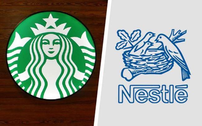 Bắt tay với kẻ thù không đội trời chung, Nestle tham gia liên minh trị giá 7,2 tỷ USD với Starbucks
