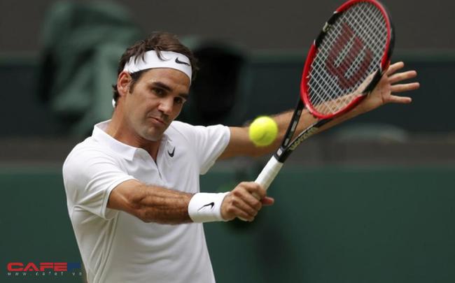 """Bí quyết để """"trường sinh"""" thể lực và sự dẻo dai của biểu tượng quần vợt 36 tuổi Roger Ferderer"""