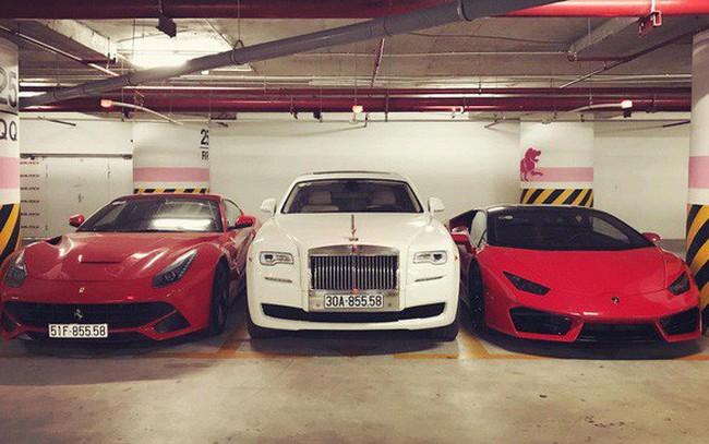 Không chỉ buôn đồng hồ chục tỷ, đại gia Hà Nội này còn sở hữu bộ sưu tập siêu xe khủng