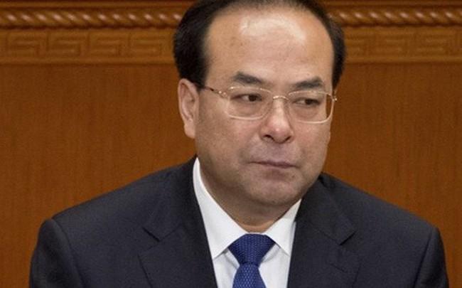 Cựu Ủy viên Bộ Chính trị Trung Quốc bị kết án tù chung thân