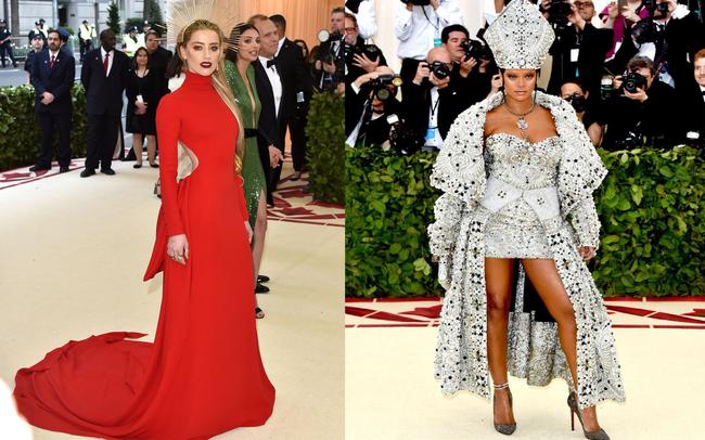 """Những trang phục Haute Couture cao cấp bậc nhất xuất hiện trong Met Gala 2018: Đẳng cấp, thời thượng và xứng tầm với sự kiện """"Oscar thời trang"""""""