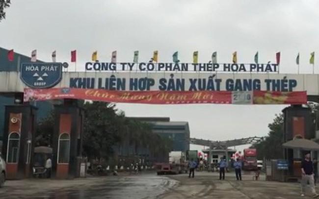 Vụ cháy ở nhà máy thép Hòa Phát: 3 nạn nhân đã tử vong