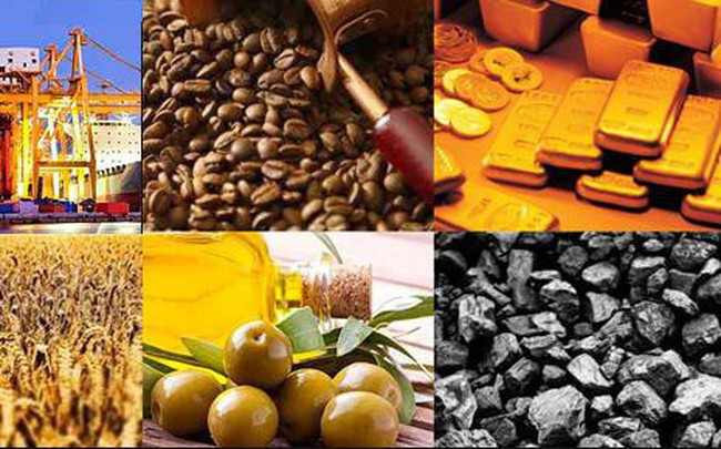 Thị trường hàng hóa ngày 9/5: Giá dầu, cao su và nông sản đồng loạt giảm, riêng nguyên liệu thép tăng