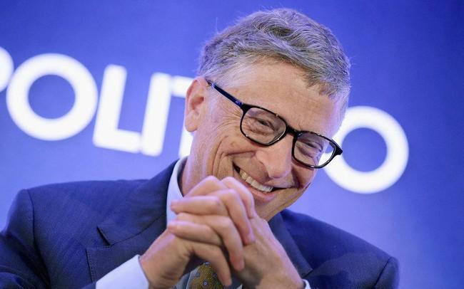 17 điều bất ngờ thú vị có thể bạn chưa biết về tỷ phú Bill Gates
