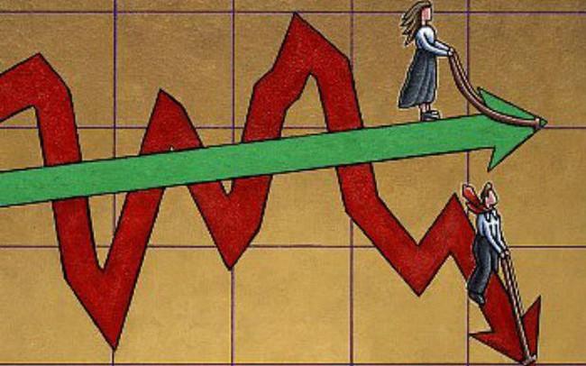 Phiên 9/5: Khối ngoại tiếp tục bán ròng gần 300 tỷ trên toàn thị trường, 3 sàn chìm trong sắc đỏ