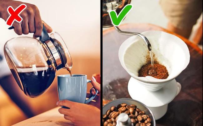 Dân văn phòng nghiền cà phê cần biết: 8 mẹo đơn giản để đồ uống của bạn thơm ngon hơn và nhất là tốt cho sức khỏe