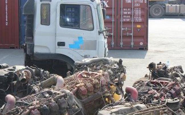 Bị khởi tố vì buôn lậu nguyên chiếc cabin xe tảivào Việt Nam