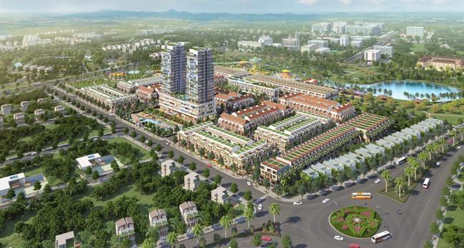 Barya Citi - phong cách sống mới của thành phố Bà Rịa