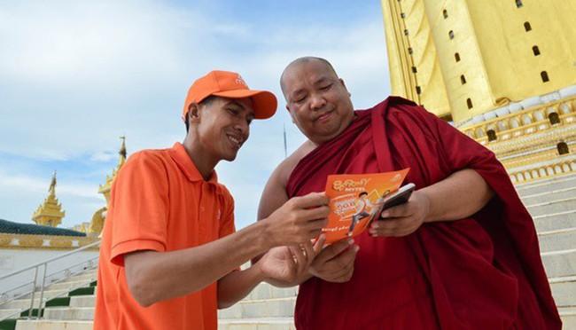 Phủ sóng 4G khắp xứ sở Chùa Vàng, Viettel đặt kỳ vọng tiếp thêm sức mạnh phát triển cho Myanamar