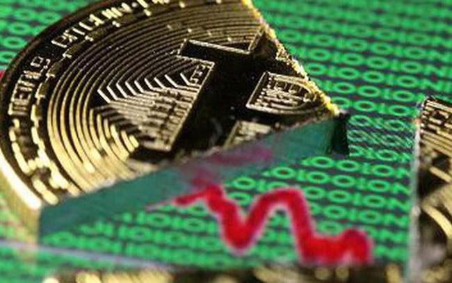 Giá trị Bitcoin giảm 10%, về mức thấp nhất 2 tháng qua sau vụ hack sàn giao dịch tiền ảo tại Hàn Quốc