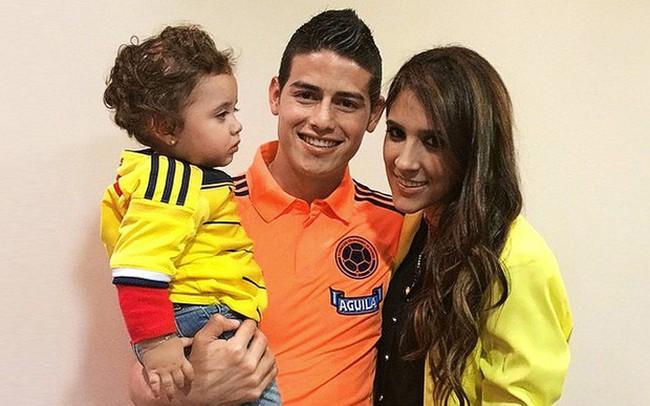 James Rodriguez và người mẹ tuyệt vời đứng sau mọi con đường đi tới thành công