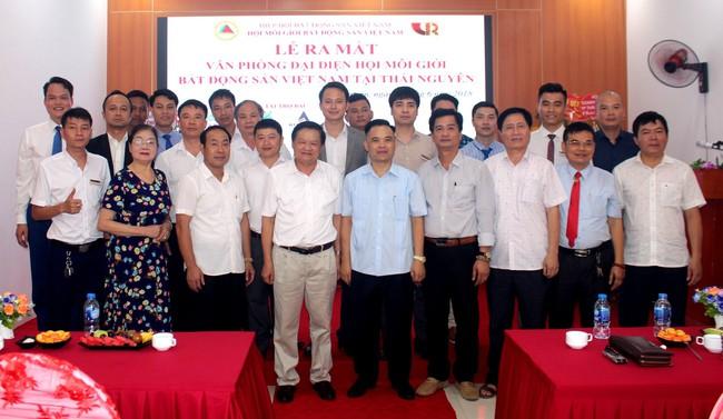 Tổng Giám đốc TTB Group làm Trưởng Văn phòng đại diện Hội Môi giới Bất động sản Việt Nam khu vực Đông Bắc