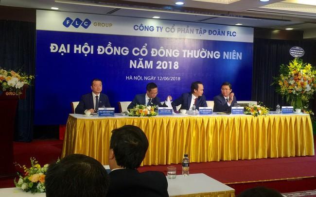 ĐHCĐ FLC: Phát hành cổ phiếu tăng vốn thêm 3.000 tỷ đồng để triển khai dự án FLC Quảng Bình, quyết tâm đưa Bamboo Airways cất cánh trong năm 2018