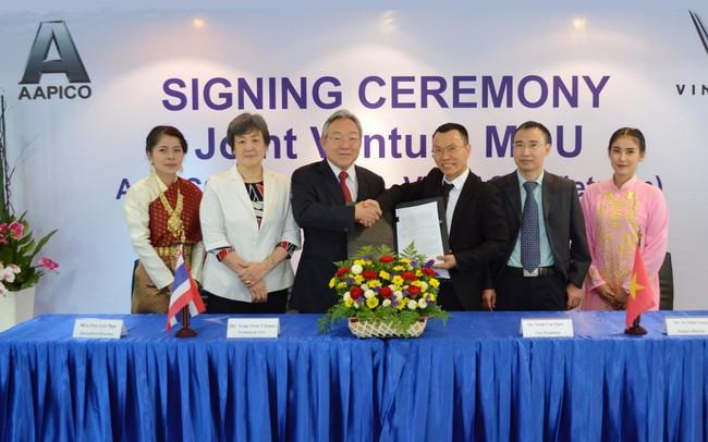 VinFast lập liên doanh sản xuất thân vỏ xe trị giá 60 triệu USD với đối tác Thái Lan