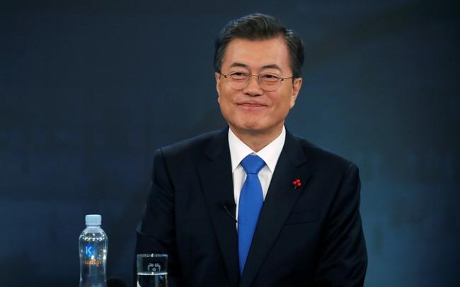 """Tổng thống Hàn Quốc Moon Jae-in: """"Đêm qua là 1 đêm không ngủ"""""""