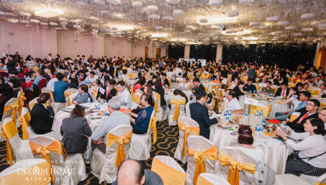 Căn hộ tầm trung dẫn đầu thị trường BĐS 2018