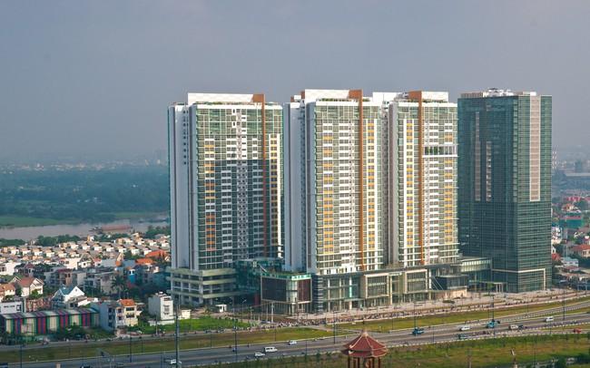 Giá căn hộ tại Quận 2 (Tp.HCM) biến động mạnh
