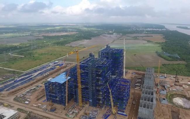 Nhà thầu bị Mỹ cấm vận, dự án 1,2 tỷ USD của Việt Nam chậm tiến độ