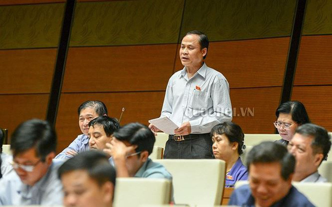 Đại biểu Quốc hội đề xuất có danh hiệu 'dũng sĩ diệt tham nhũng'