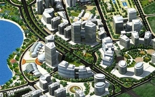 Hà Nội điều chỉnh quy hoạch khu công viên phần mềm