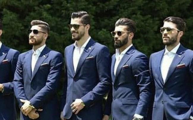 Dàn tuyển thủ Iran như người mẫu này đang gây sốt ở World Cup 2018