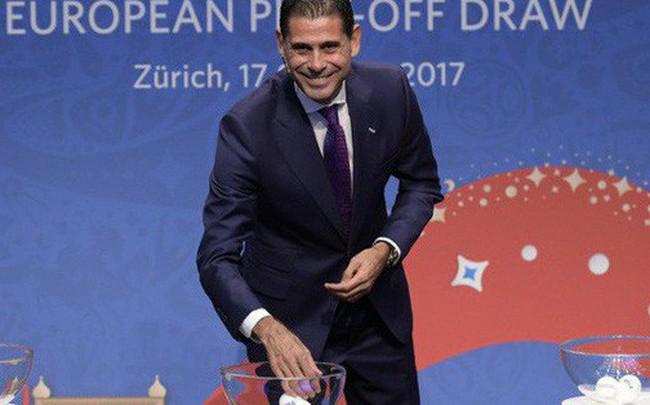 Chính thức: Tây Ban Nha bổ nhiệm chính người Real lên thay thế HLV Julen Lopetegui