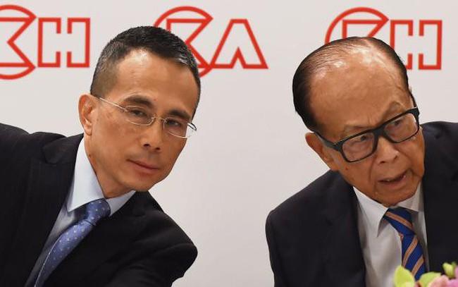 Con trai tỷ phú giàu nhất Hồng Kông có thương vụ mua lại lớn nhất lịch sử gia tộc