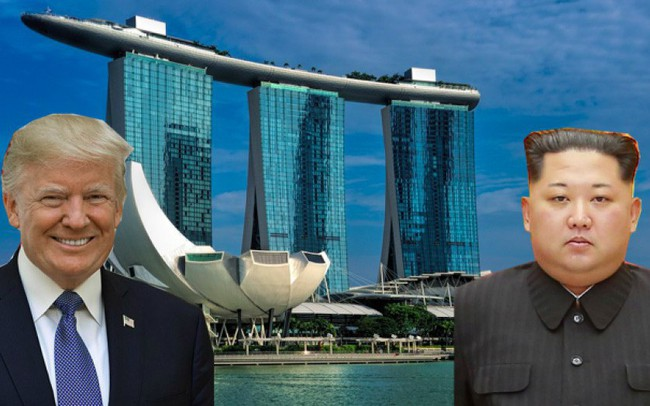 """""""Thả con săn sắt bắt con cá rô"""", Singapore có thể thu về 500 triệu USD sau khi bỏ 15 triệu USD tổ chức Hội nghị Thượng đỉnh Mỹ - Triều"""