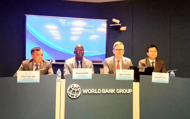 World Bank: FED tăng lãi suất là tin tốt cho Việt Nam