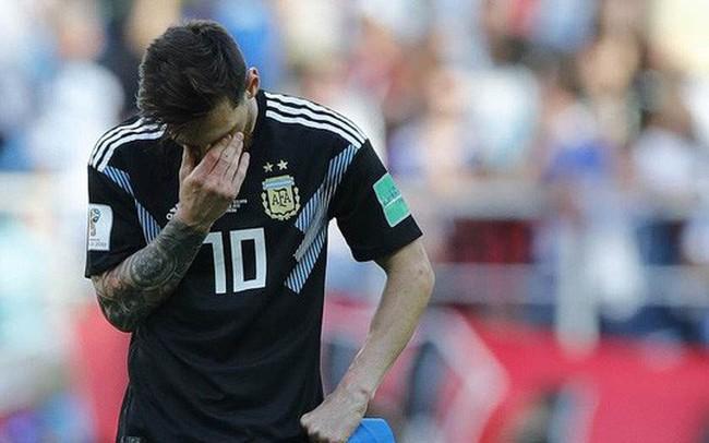 """Từ nay, hãy gọi Messi là """"Miss Penalty"""""""