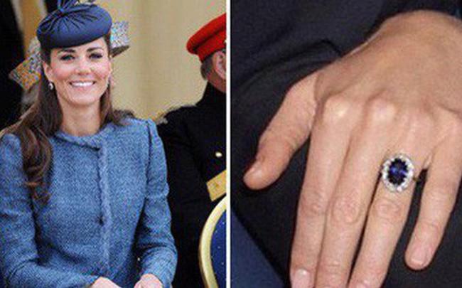 Từ khi làm dâu hoàng gia, Công nương Kate cũng được ưu ái khi nhận những món quà giá trị này