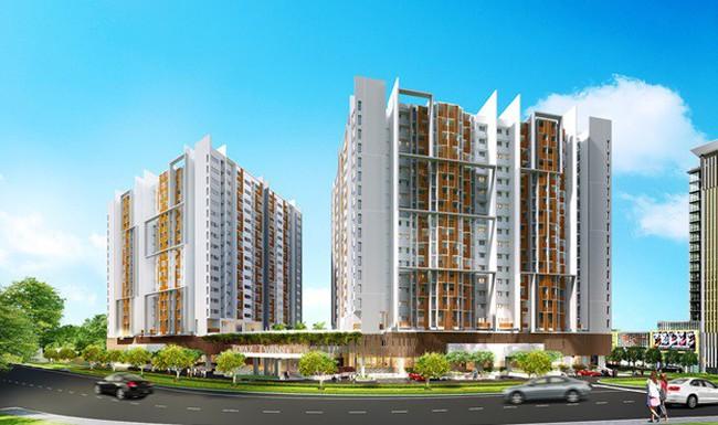 Xuất hiện căn hộ chăm sóc sức khỏe ấn tượng tại Biên Hòa